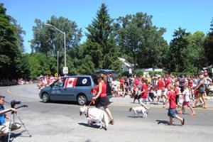 Sarnia Lampton Canada Day
